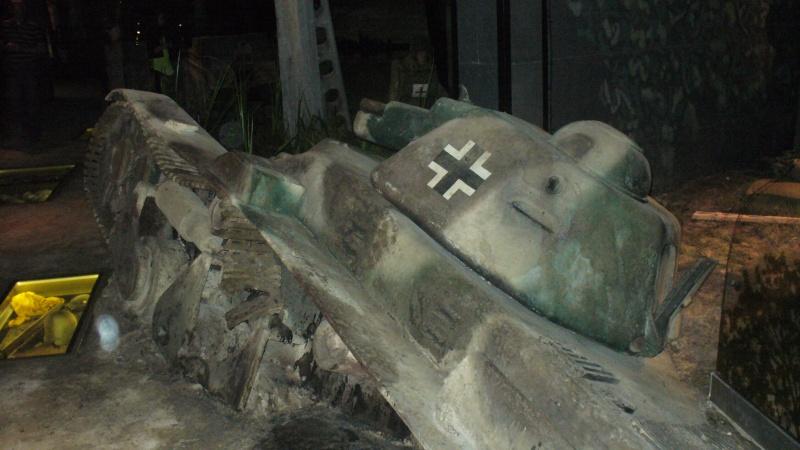 Musée WW2 - Ste Mère Eglise ( Normandie ) P1170417
