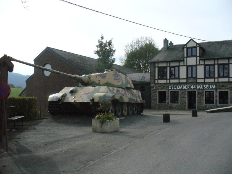 Musée WW2 - La Gleize P1180220