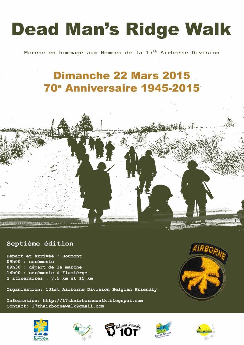 Marche de la 17th - 22 mars 2015 Poster10