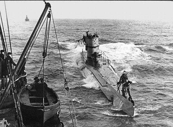 "Naufrage du navire belge le ""Léopoldville"" U468-a10"