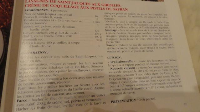 LASAGNES DE SAINT JACQUES Dsc01214