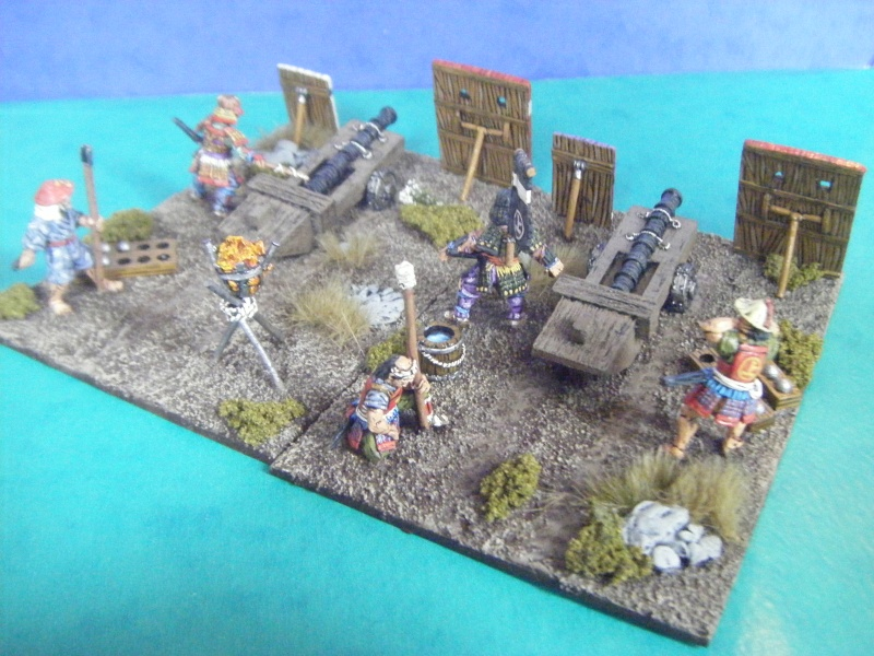 [BYBLOS - SENGOKU-JIDAÏ] Le clan Mori & ses alliés : MàJ 27 Juillet 2015 Dscf8921