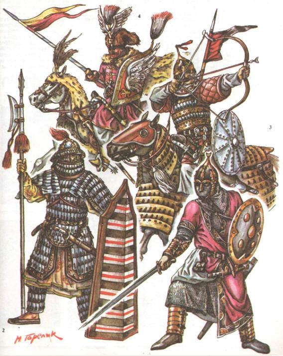 Timourides,Russes,Safavides,Ilkhanides............. Mogols10