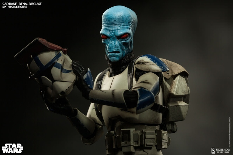 THE CLONE WARS - CAD BANE IN DENAL DISGUISE Sidesh10