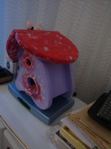 Mangeoire champignon  Image028