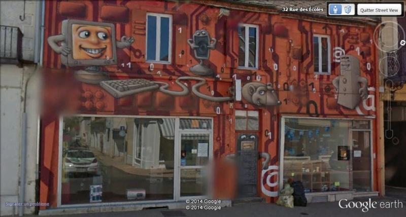 STREET VIEW : les façades de magasins (France) - Page 7 F22