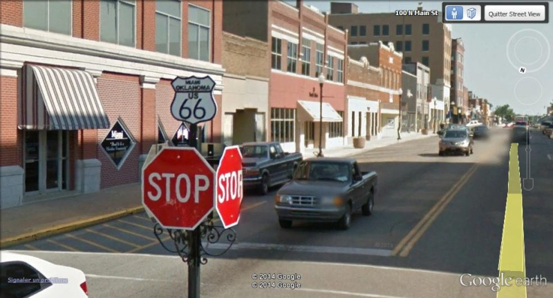 Route 66 : parcours d'un mythe américain. - Page 5 F25