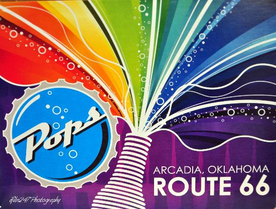 Route 66 : parcours d'un mythe américain. - Page 5 Pop-s10