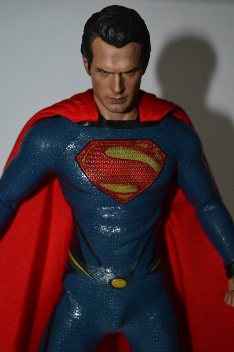 HOT TOYS: MAN OF STEEL 1/6, 30 CM, 12 INCH 210