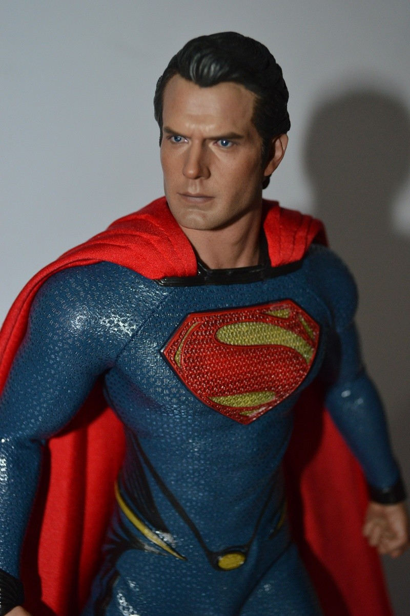 HOT TOYS: MAN OF STEEL 1/6, 30 CM, 12 INCH 310