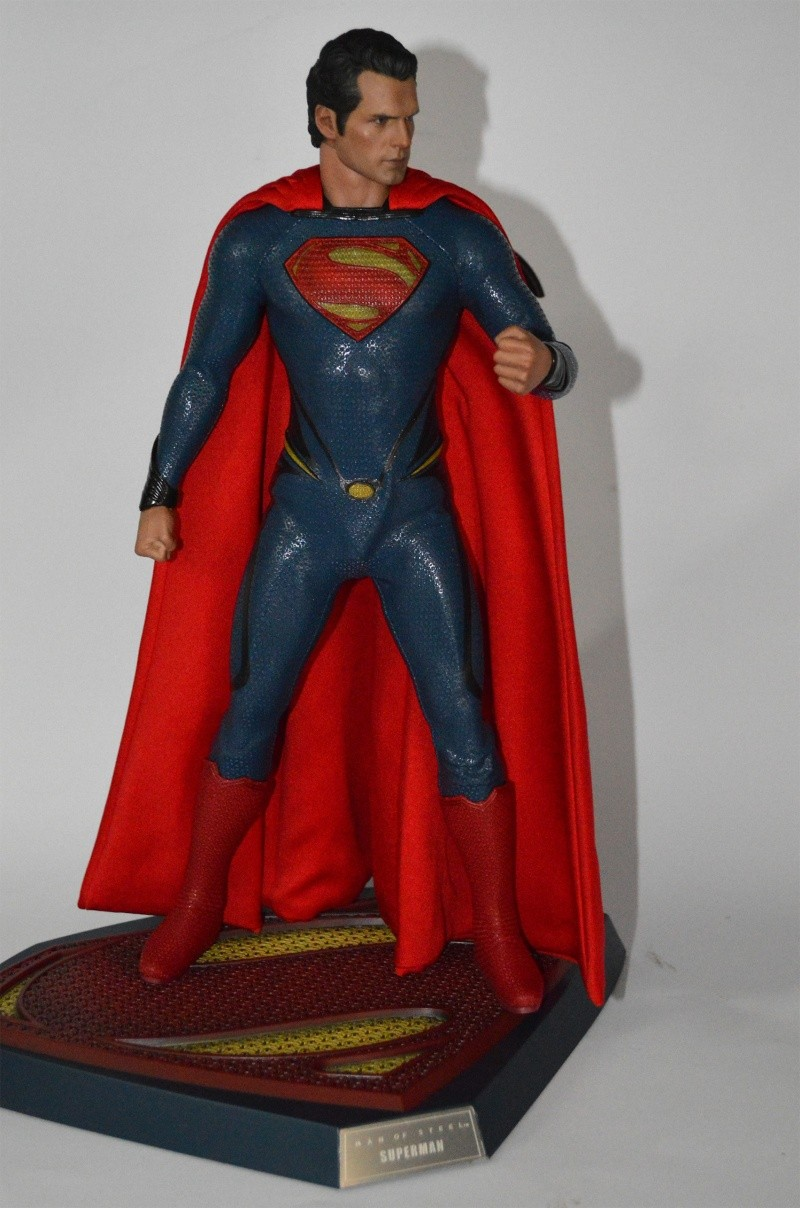 HOT TOYS: MAN OF STEEL 1/6, 30 CM, 12 INCH Dsc_0813
