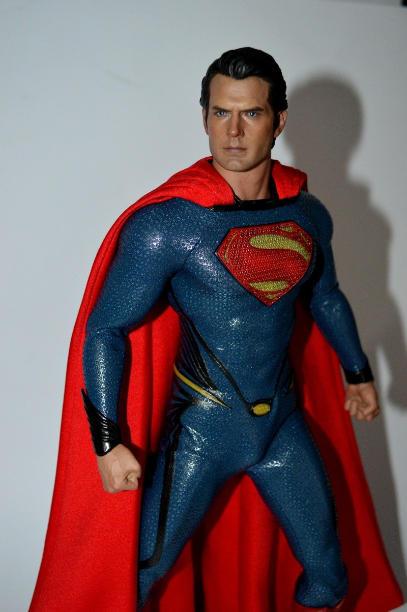 HOT TOYS: MAN OF STEEL 1/6, 30 CM, 12 INCH Dsc_0816