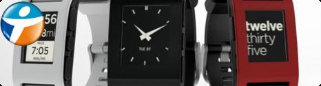 Bouygues Telecom, premier opérateur à distribuer la montre Pebble 14183310