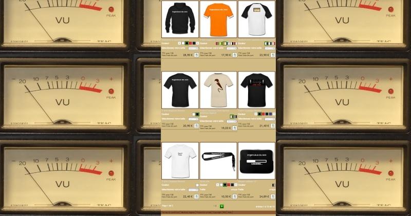 La boutique du Collectif Captur14