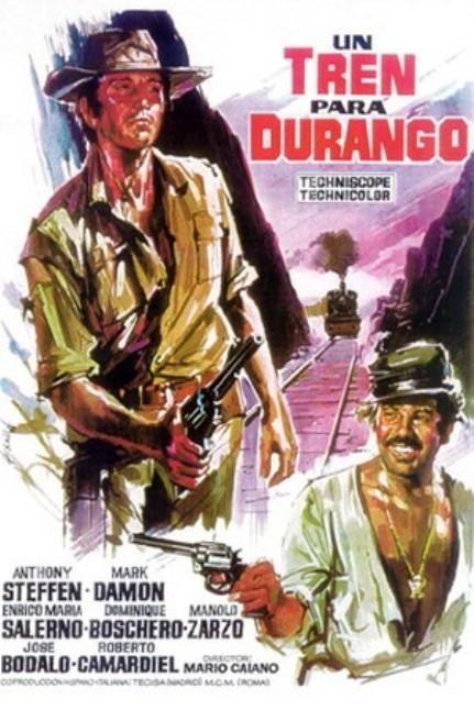 Un train pour Durango ( Un treno per Durango ) –1967- Mario CAIANO 110
