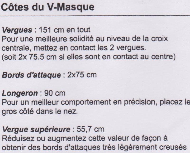 Montage spine conique Vmasqu12