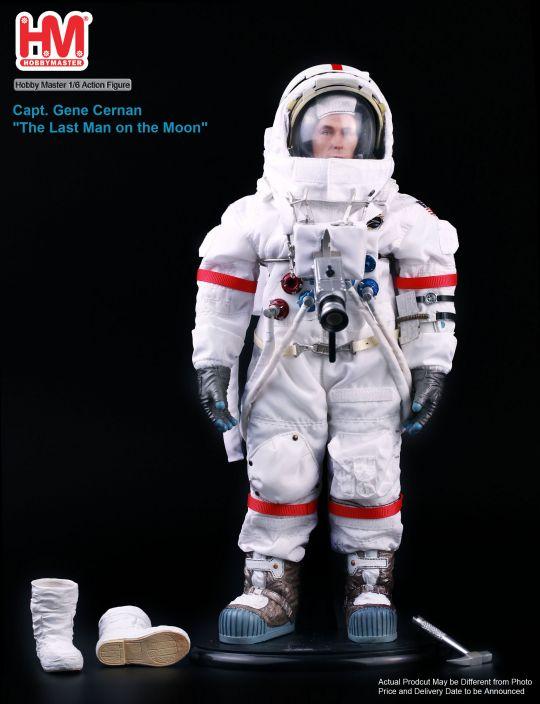 HOBBY MASTER - GENE CERNAN - 1/6 25061413