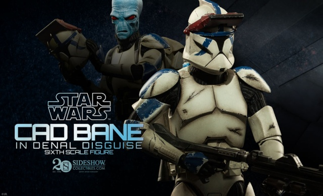 THE CLONE WARS - CAD BANE IN DENAL DISGUISE Previe10