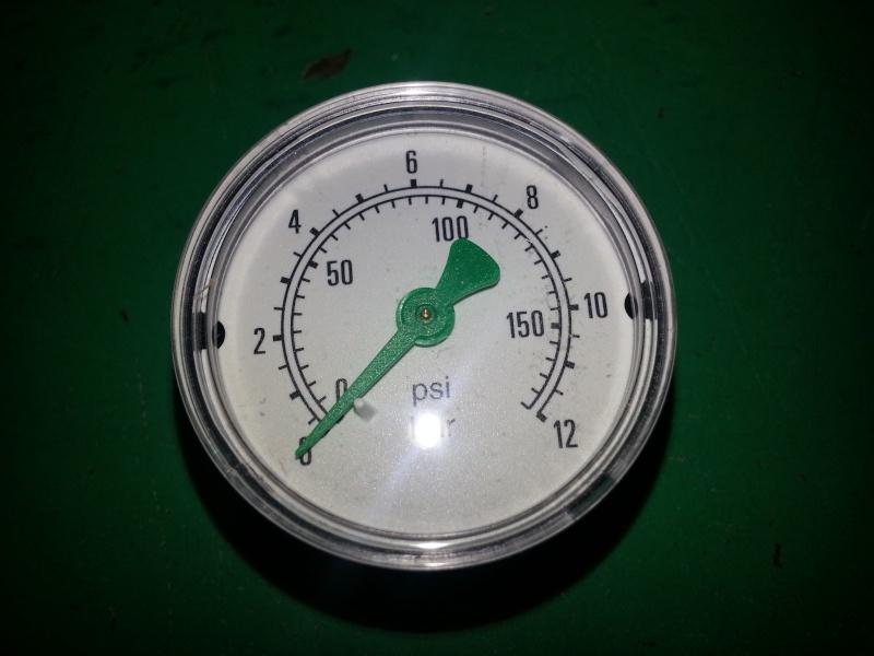 manomètre pour tube EAS Mano-s10