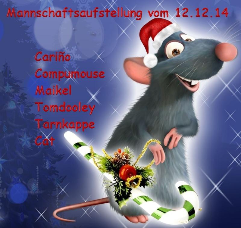 Spielbericht vom 12.12.14 12_12_10