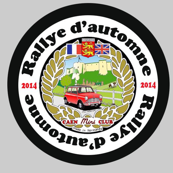 Rallye d'Automne du Caen Mini Club le 18&19 octobre 2014 !!! Rallye10