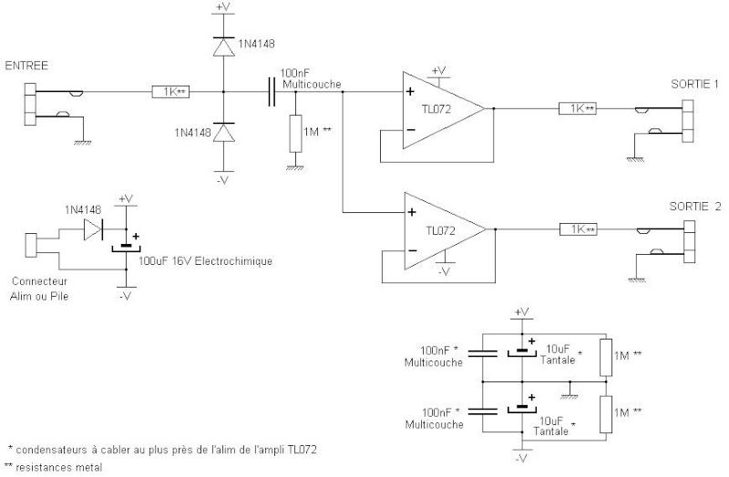 Fabrication d'un splitter et d'un mixer passif Splitt11