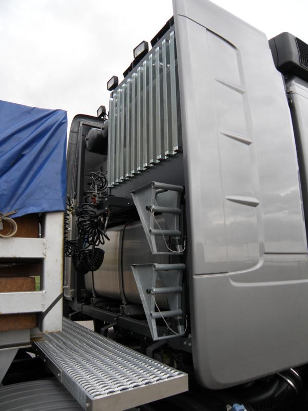 Schwertransporte in Luxemburg 00415