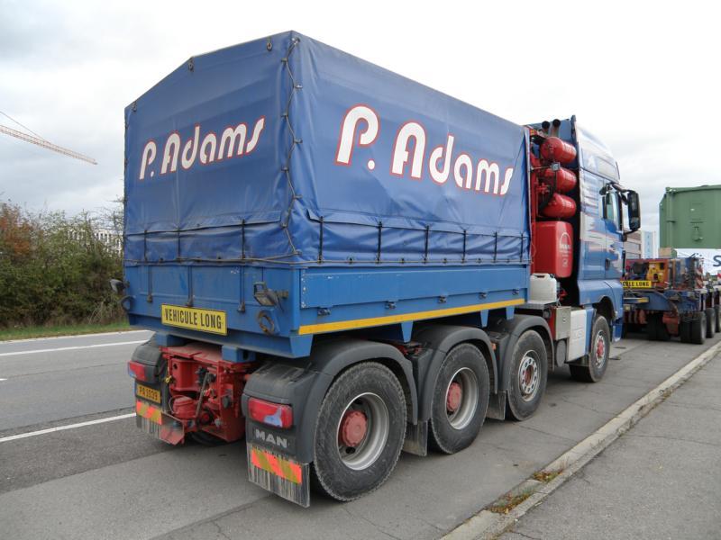 Schwertransporte in Luxemburg 00814