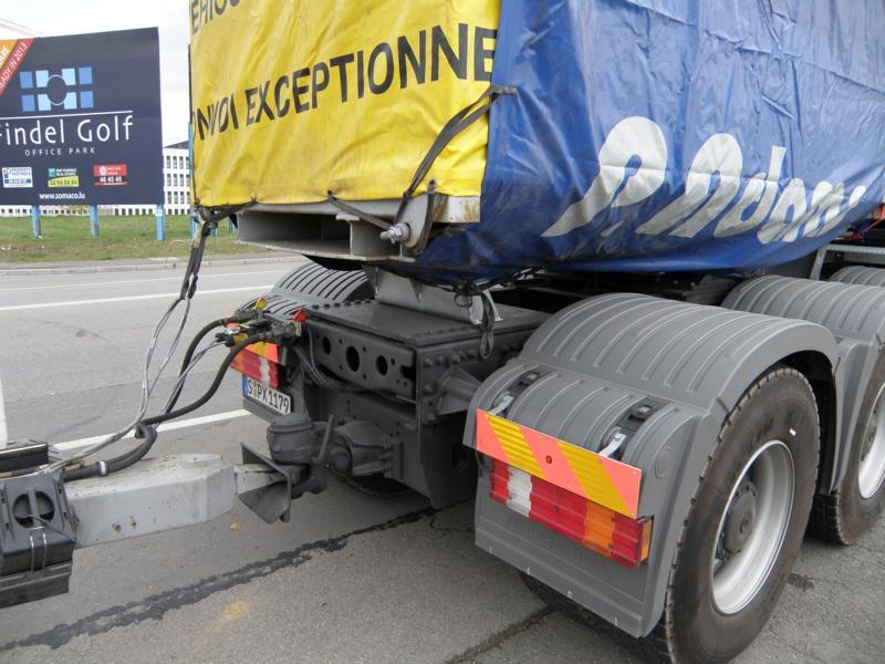 Schwertransporte in Luxemburg 01112