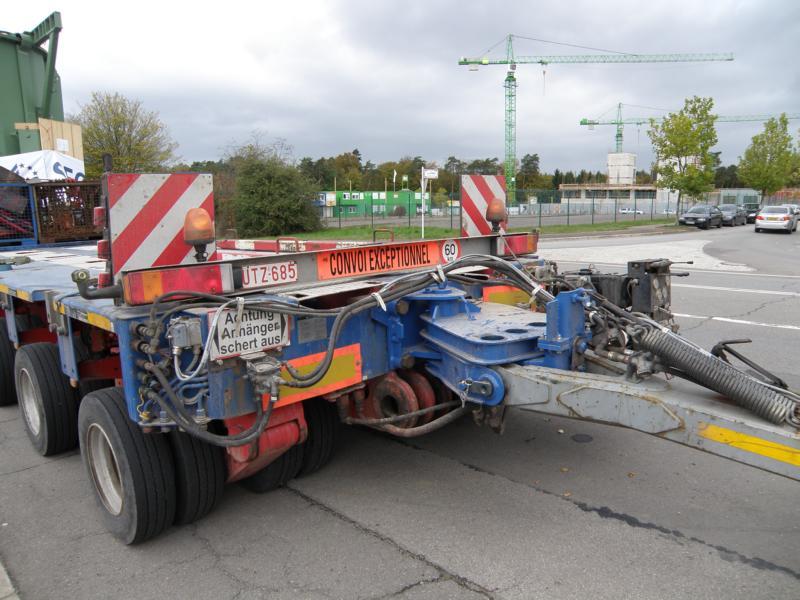 Schwertransporte in Luxemburg 01211