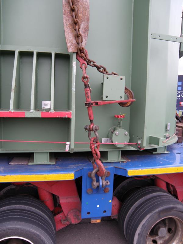 Schwertransporte in Luxemburg 01812