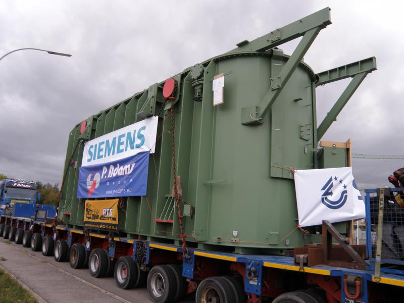 Schwertransporte in Luxemburg 02112