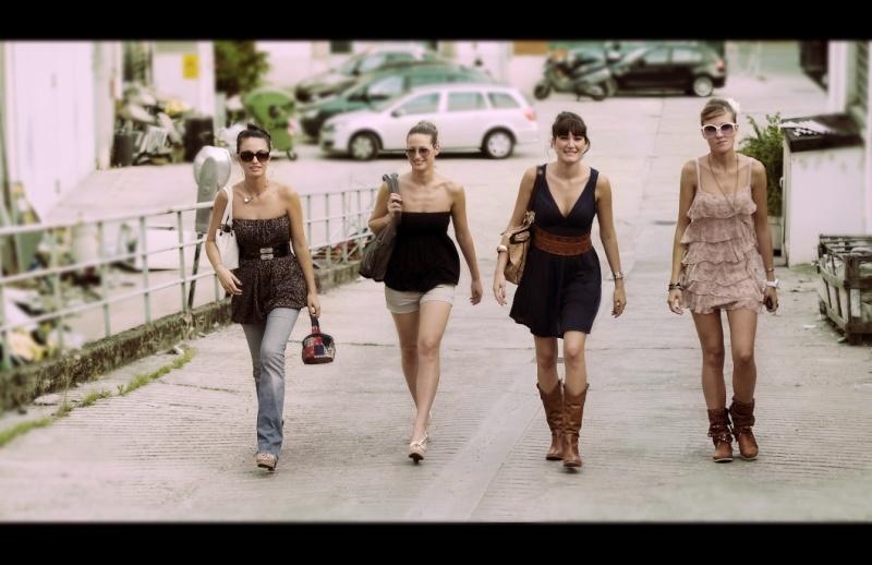 Telefilm story: Charlie's Angels....ciak si gira! Scherm18