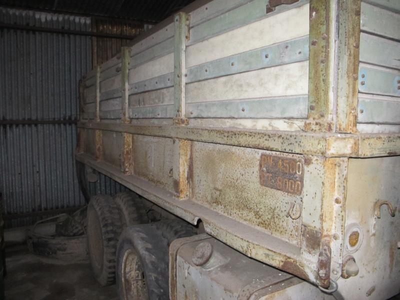 GMC CCKW 353 ...une petite trouvaille, dans une petite grange ... Img_5120