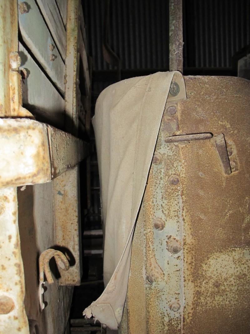 GMC CCKW 353 ...une petite trouvaille, dans une petite grange ... Img_5121