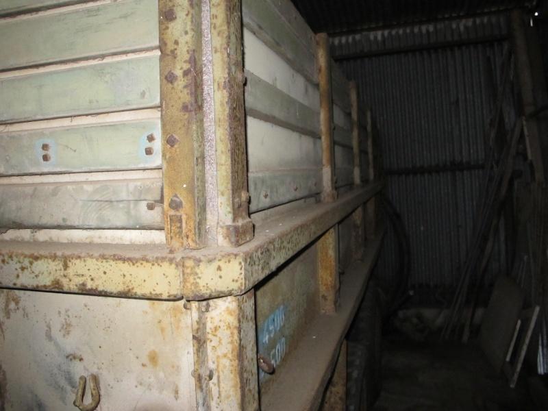 GMC CCKW 353 ...une petite trouvaille, dans une petite grange ... Img_5128