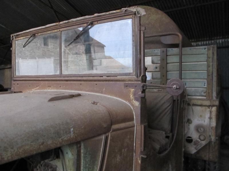 GMC CCKW 353 ...une petite trouvaille, dans une petite grange ... Img_5131