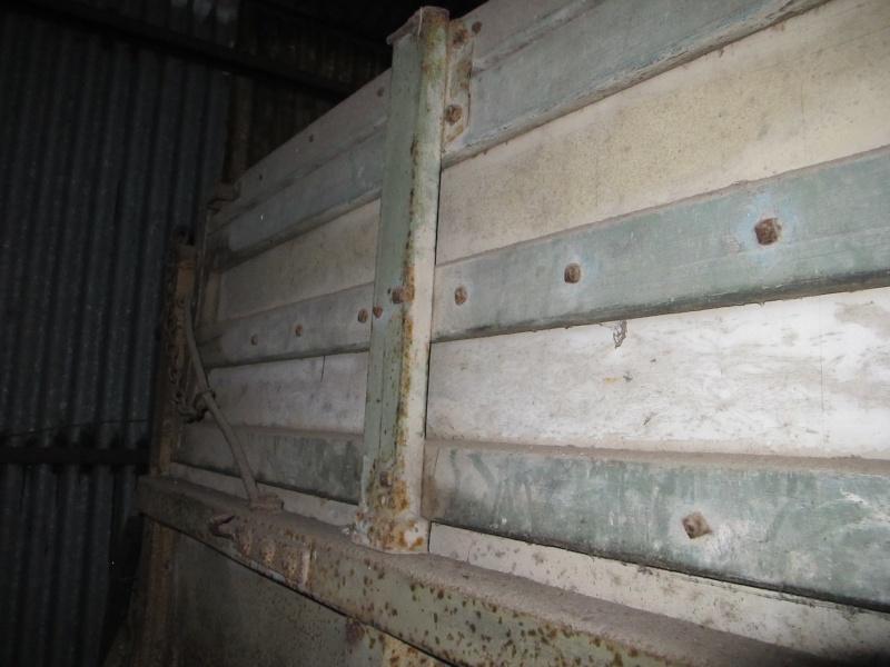 GMC CCKW 353 ...une petite trouvaille, dans une petite grange ... Img_5138