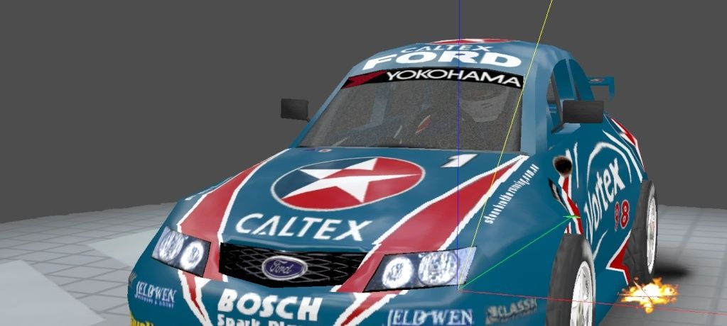 Aussie Racing Cars GTR2 (WIP) 3dsime10