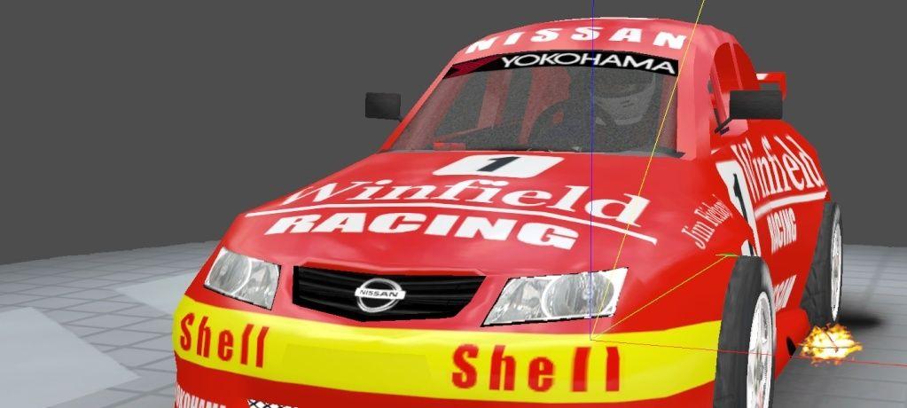 Aussie Racing Cars GTR2 (WIP) 3dsime11