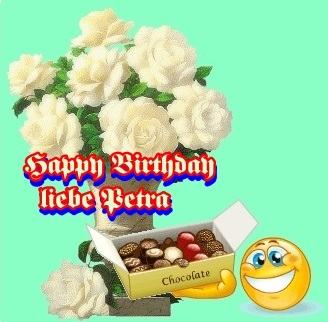 Happy Birthday Bodenseefee Petra10