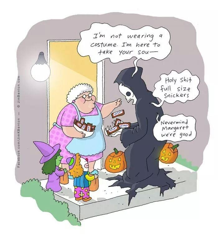 Favorite Halloween comics Image23