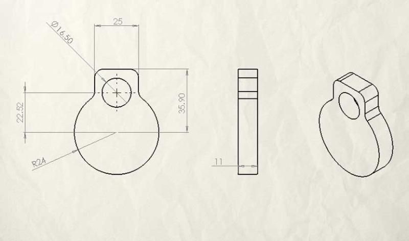 Colle Corian® (modif pistolet à cartouche) Avant11
