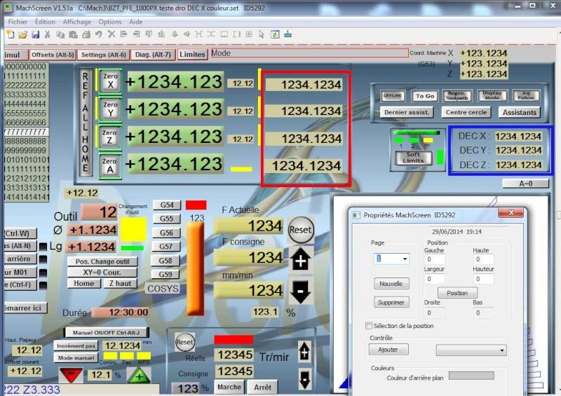 Présentation, instalation et prise en main de ma BZT PFE 500 PX. - Page 6 Mach310