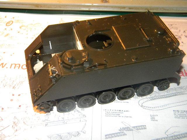 M113 ACAV Montm112