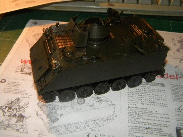 M113 ACAV Montm113