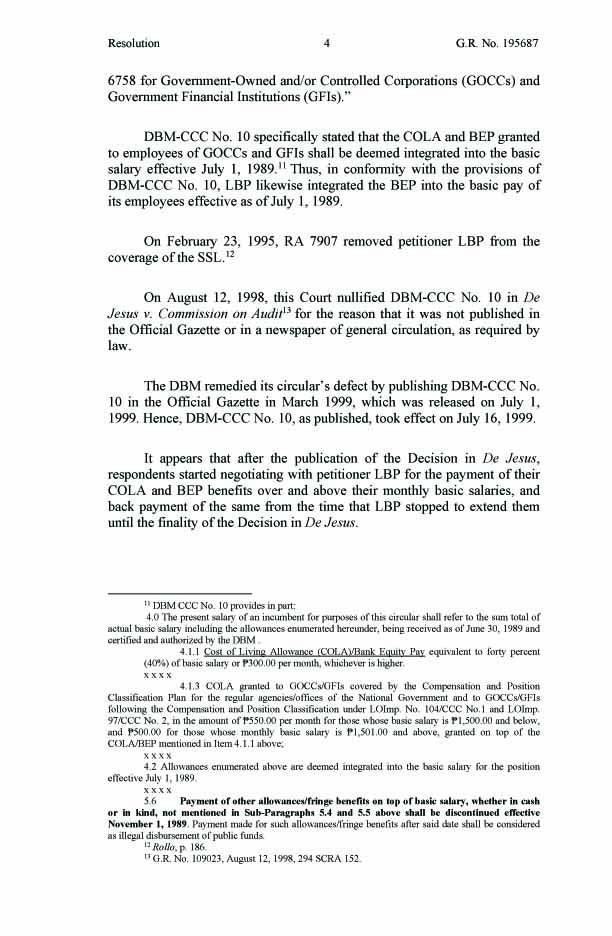 G.R. No. 195687. April 7, 2014 Land Bank of the Philippines Vs. David G. Naval, Jr., et al. Cola_d10