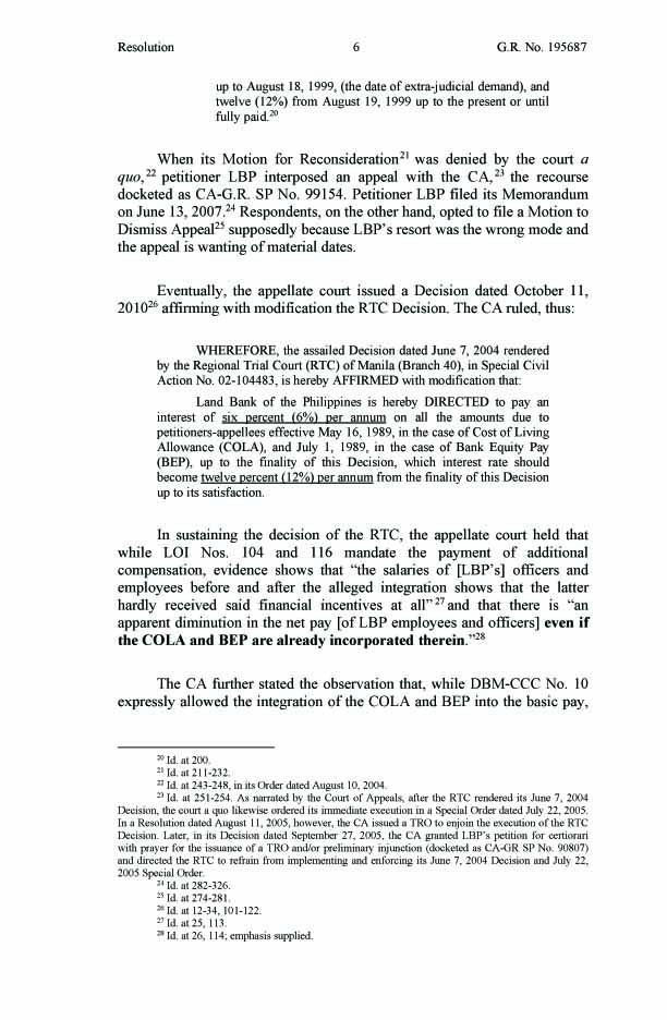 G.R. No. 195687. April 7, 2014 Land Bank of the Philippines Vs. David G. Naval, Jr., et al. Cola_f10