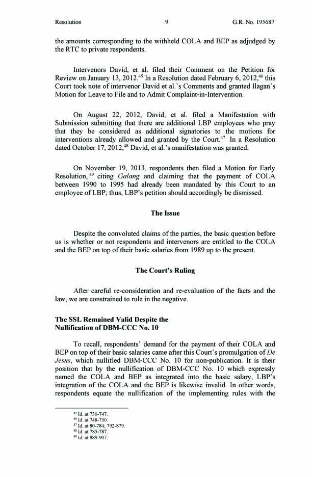 G.R. No. 195687. April 7, 2014 Land Bank of the Philippines Vs. David G. Naval, Jr., et al. Cola_i10