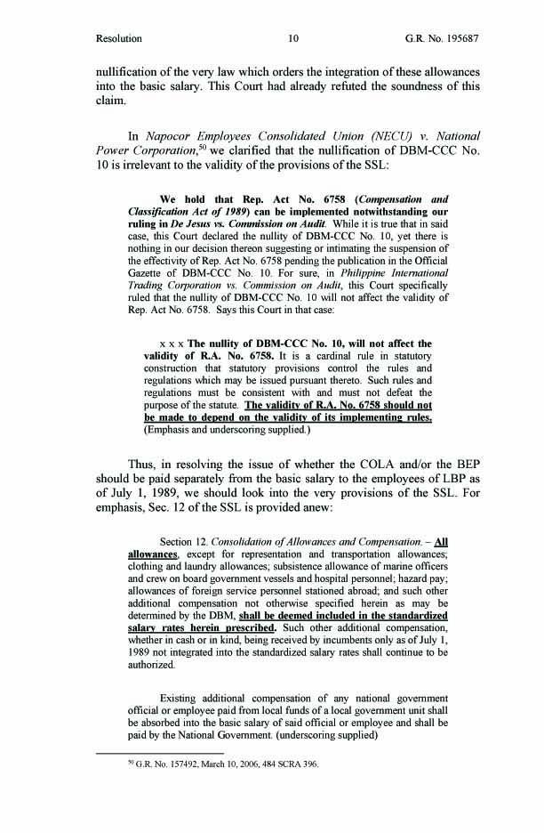 G.R. No. 195687. April 7, 2014 Land Bank of the Philippines Vs. David G. Naval, Jr., et al. Cola_j10